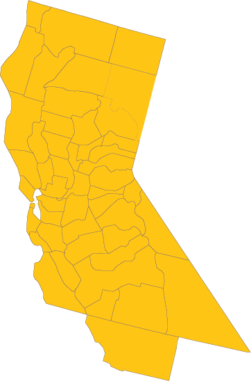Northern California CFCzone map
